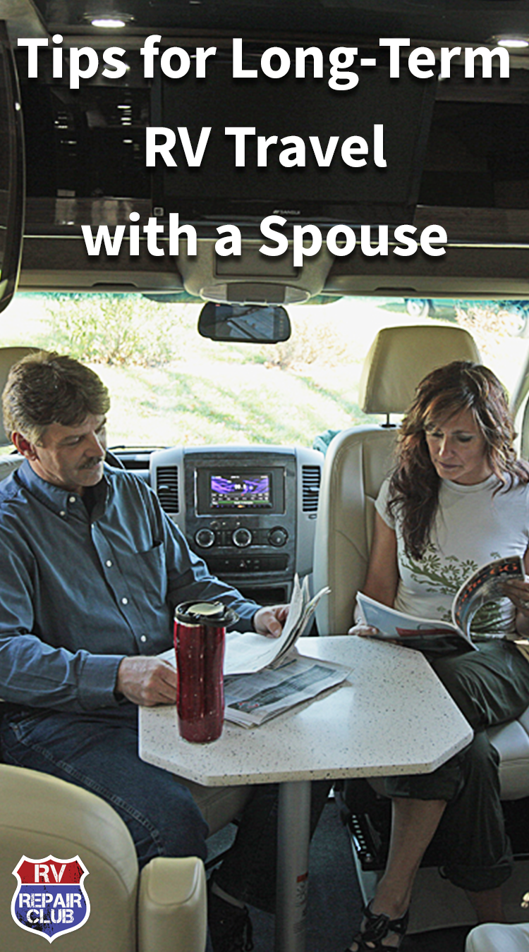 Tips for Surviving Long-Term RV Travel with a Spouse | RV
