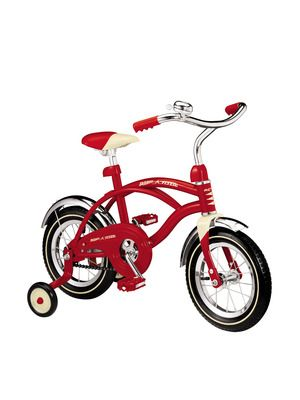 Radio Flyer Bike >> Radio Flyer Bike Kids Stuff Bike With Training Wheels