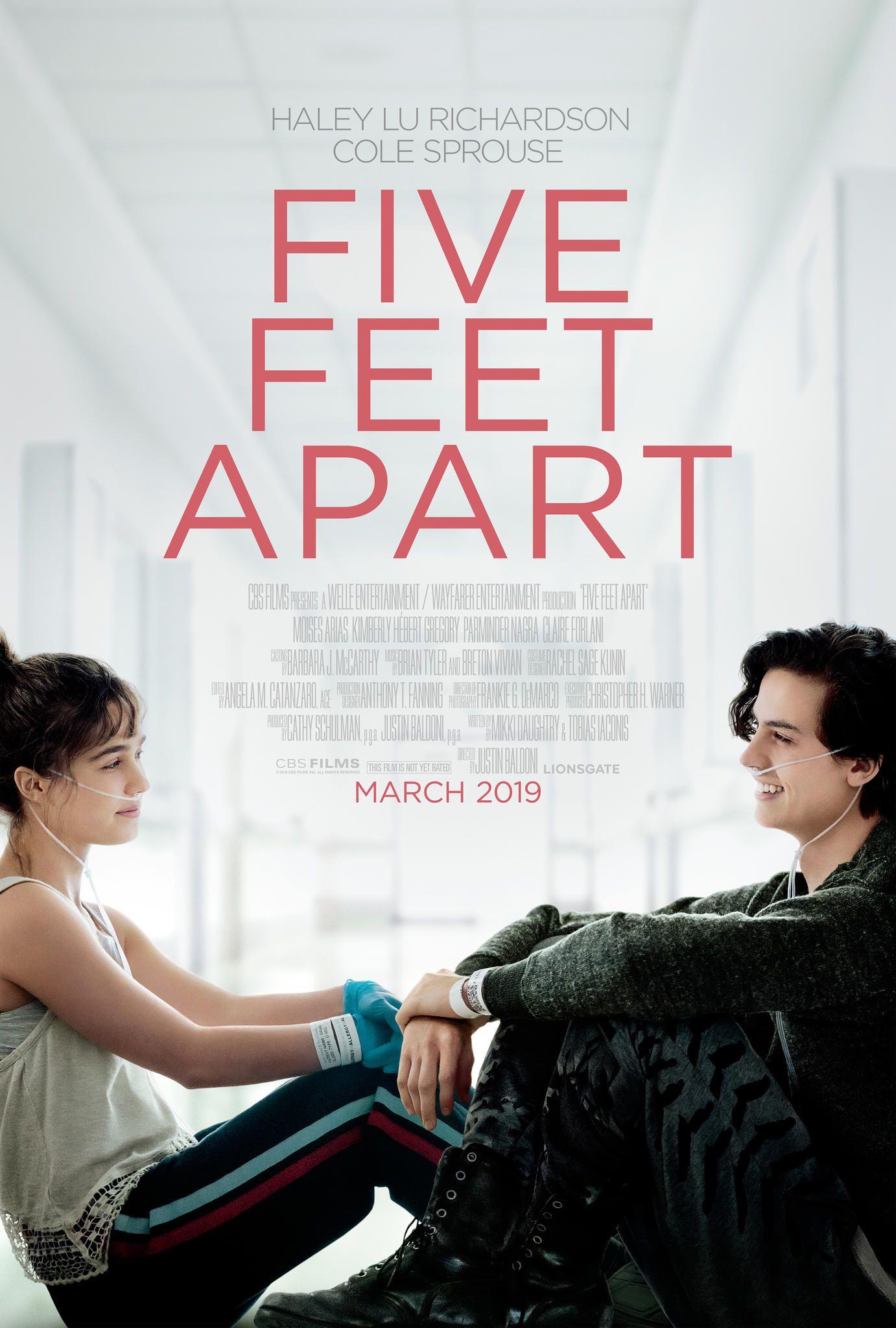 Five Feet Apart Ist Ein Film Fur Riverdale Fans Hier Ein Erstes Poster Kostenlos Filme Schauen Filme Stream Liebesfilme