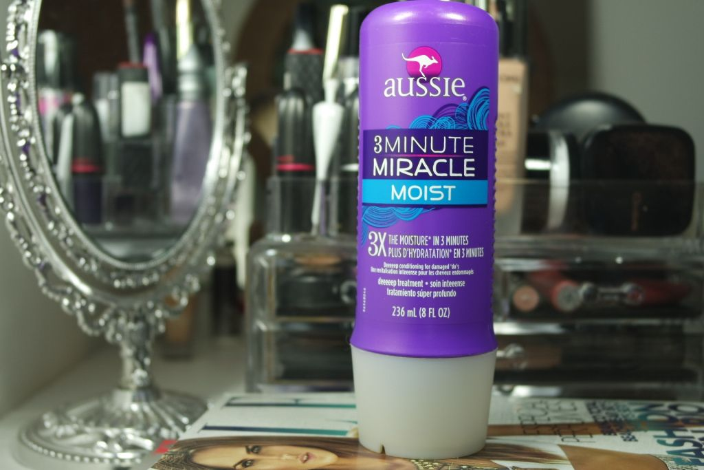 Resenha: Aussie 3 Minute Miracle Moist!|Blog da Ana