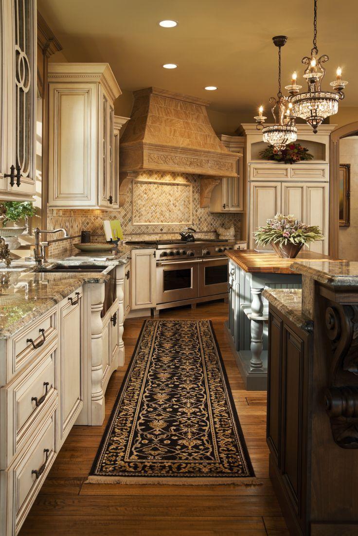 Superieur 30 Stunning Kitchen Designs U2014 Style Estate Cream Colored Kitchen Cabinets,  Glazed Kitchen Cabinets,