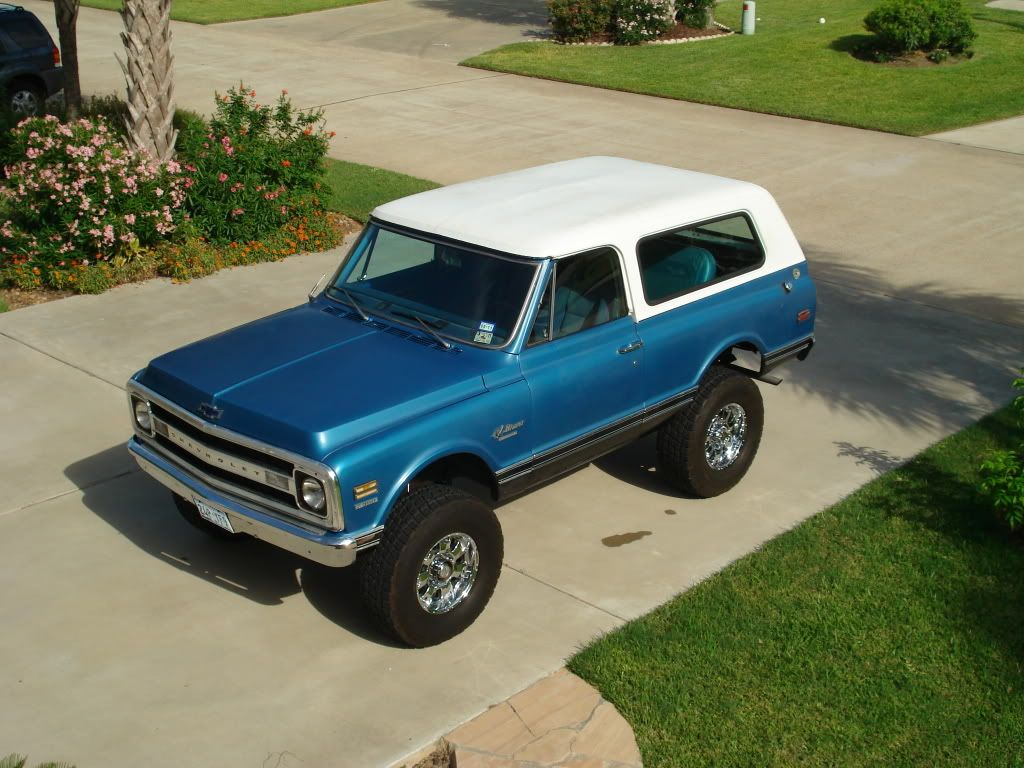1970 K 5 Blazer Maintenance Of Old Vehicles The Material For New Cogs Casters Gears Pads Could Be Cast Chevy Trucks Chevrolet Blazer Chevy Blazer K5
