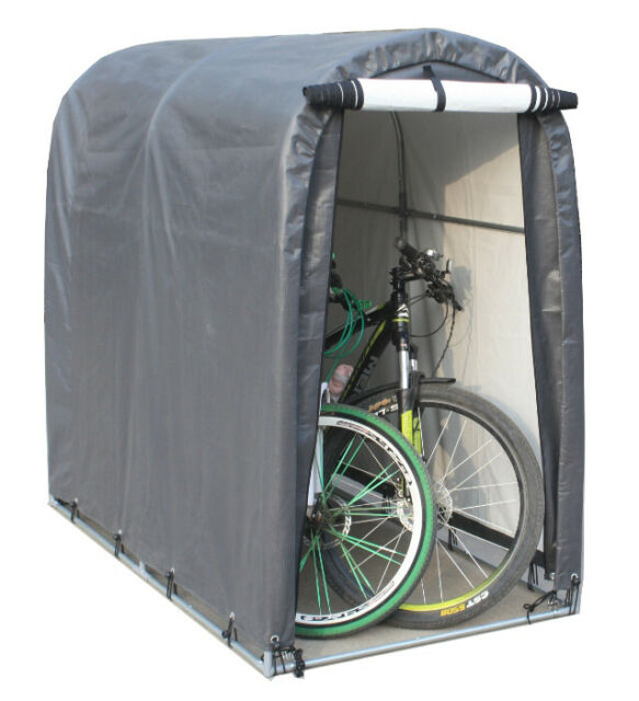 Details about Portable Small Bike Moped Garden Storage ...