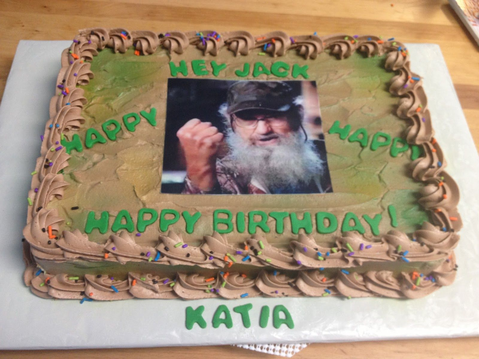 Phillips 30th Birthday Party Ideas Duck Dynasty Cakes