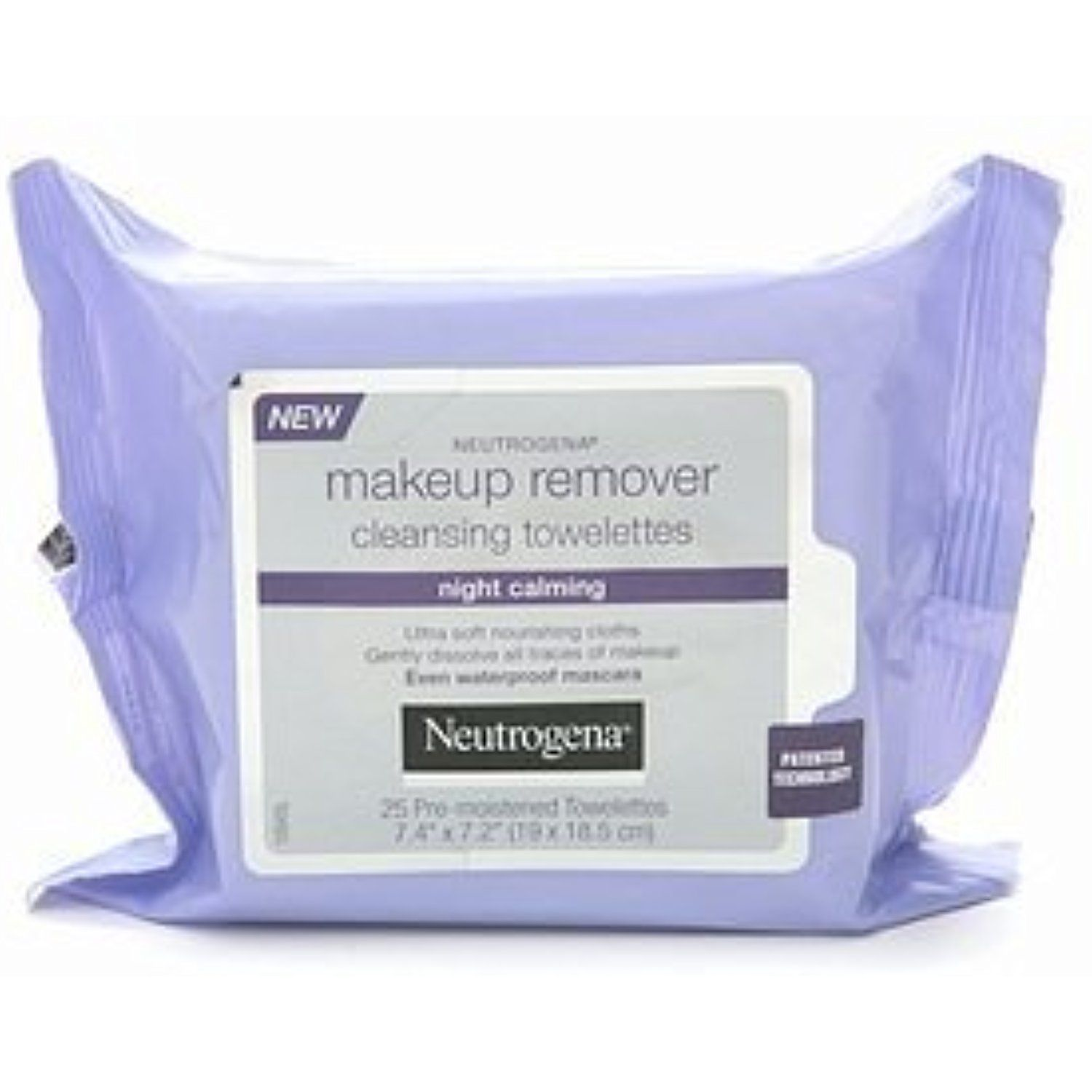 Neutrogena Makeup Remover Cleansing Towelettes Night