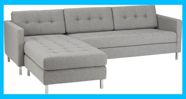 Ditto II Grey Sectional Sofa | How To Position Sectional ...