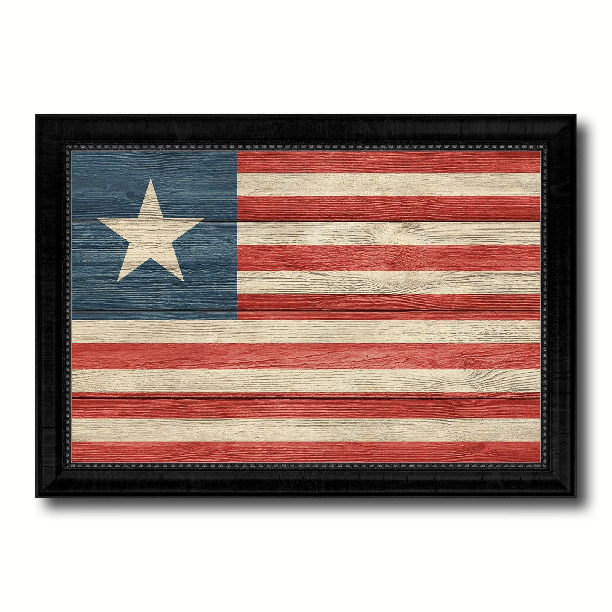 Historical State City Florida Secession State Texture Flag Canvas ...