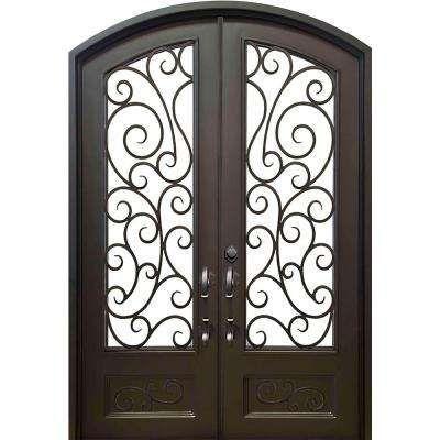 Front Doors Exterior Doors The Home Depot Iron Doors