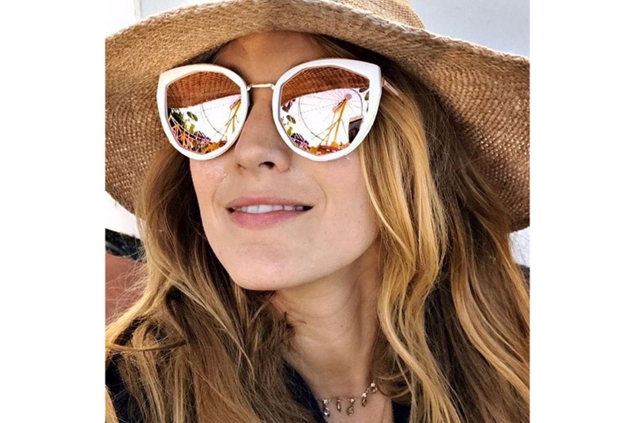 "512969a955c Amazon.com  PRIVE REVAUX ""The Artist"" Handcrafted Designer Geometric  Polarized Sunglasses (Black Gold)  Clothing"