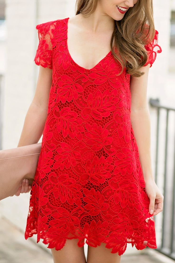 560b3ad9a red christmas dress under  100