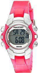 Timex Unisex T5K808M6 Marathon Digital Pink Sport Watch