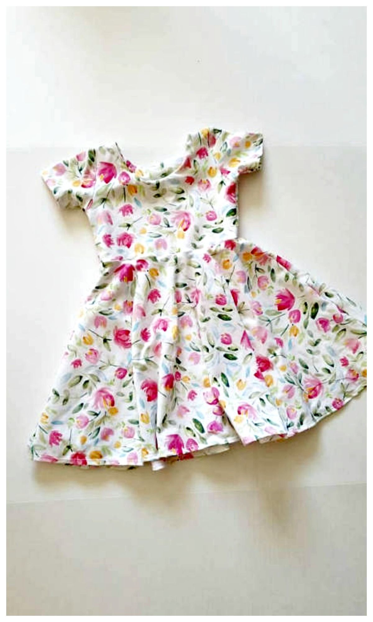 tulip twirl dress for Easter Perfect dress for toddlers easter