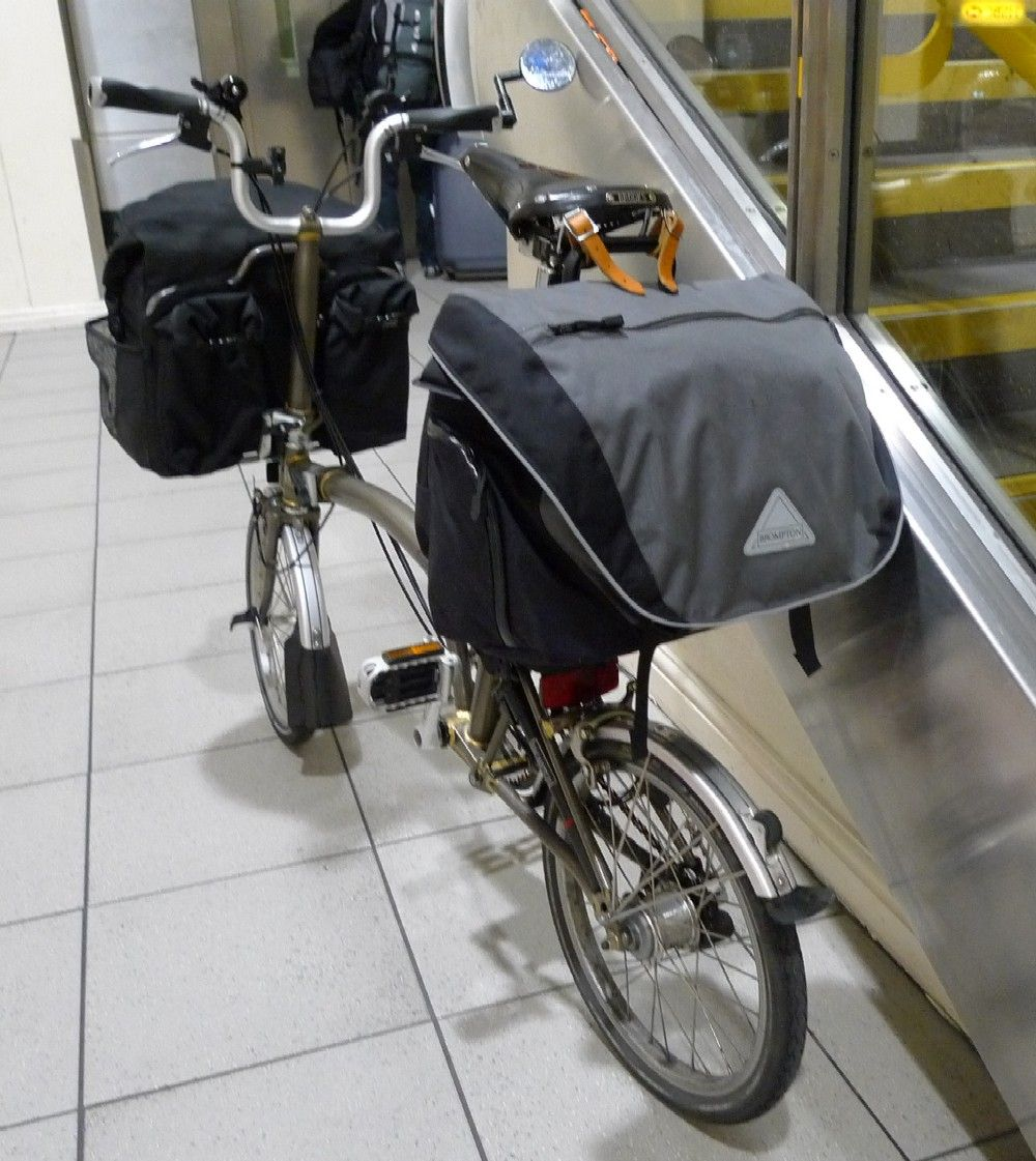 Brompton By Air Update Bike Style Bicycling And Cycling
