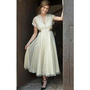 Short Bridal Gowns Wedding Dresses Maternity Dress Plus Size Tea Length