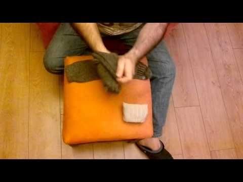 Como Doblar Calcetines Calcetines Ropa Maleta De Viaje