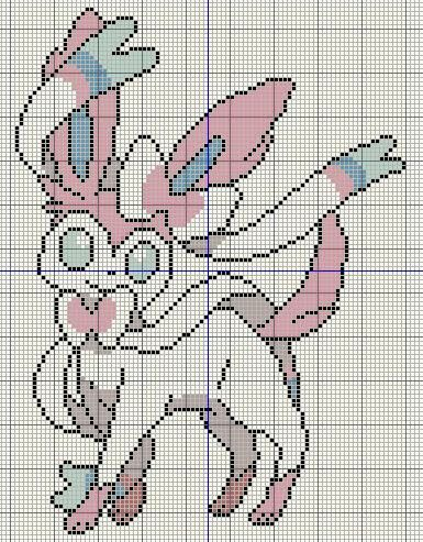 Résultat De Recherche Dimages Pour Pixel Art Nymphali