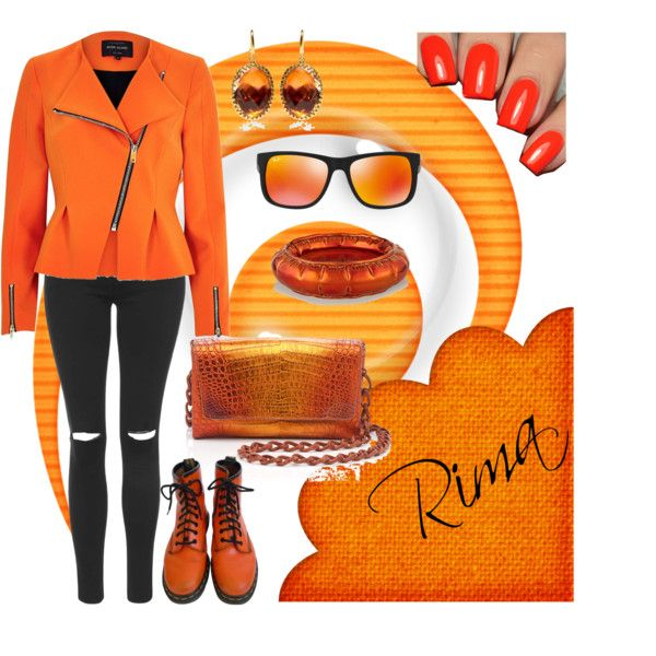 Sin título #371 by rima1205 on Polyvore featuring polyvore, fashion, style, River Island, Topshop, Dr. Martens, Nancy Gonzalez, Larkspur & Hawk, MM6 Maison Margiela and Ray-Ban