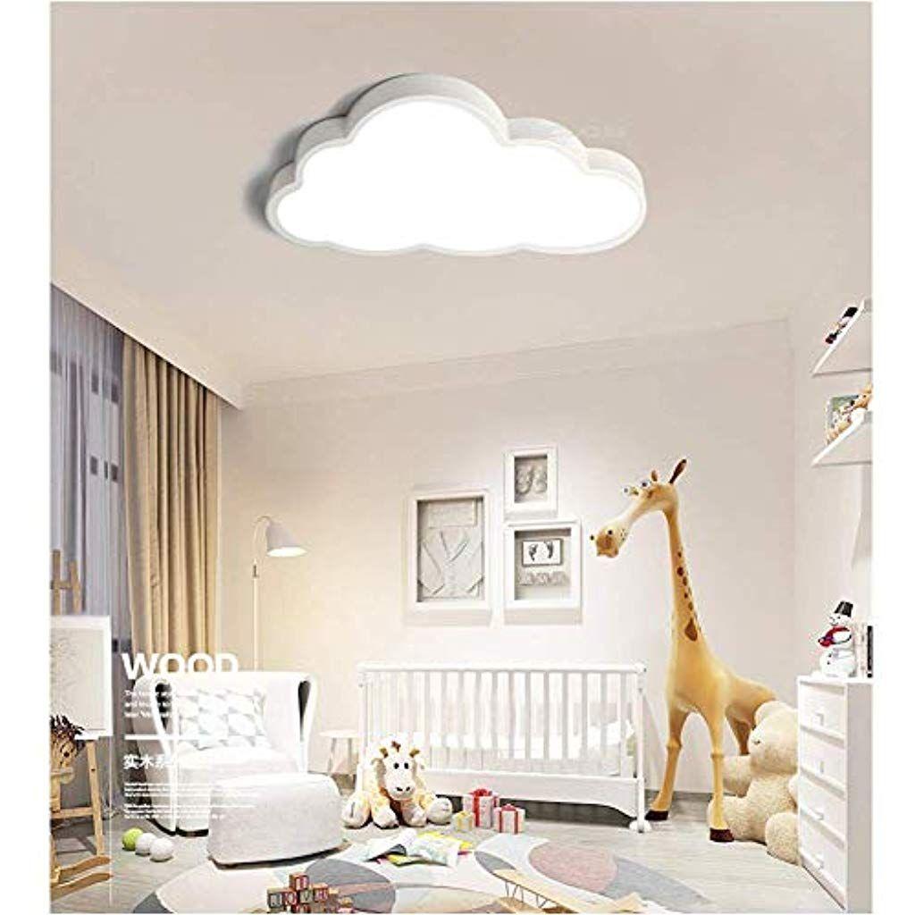 Liunian Deckenleuchte Wolke Kinderzimmer Deckenleuchte Ultradunne Led 5 Cm Kreative Wolken De Deckenleuchte Kinderzimmer Deckenlampe Kinderzimmer Kinder Zimmer