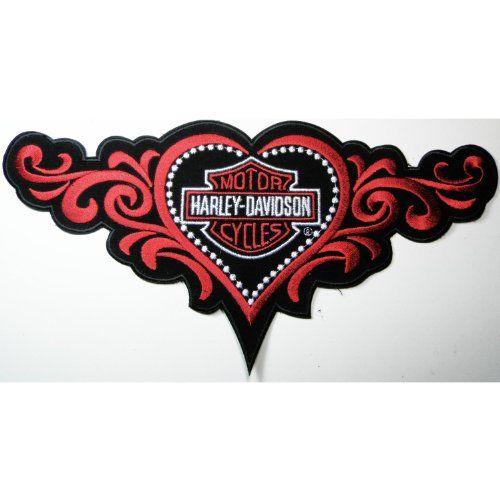 Harley Davidson Jacket Patchs