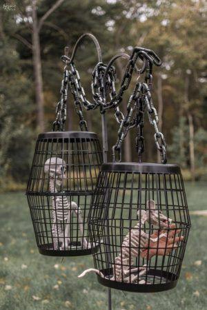 Hanging Cage Halloween Prop Samhain Pinterest Halloween