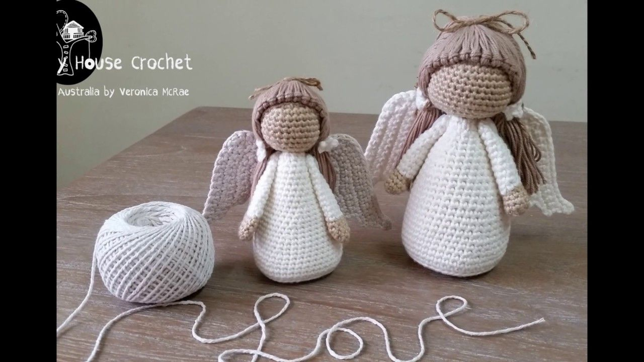 Angel Crochet Pattern Amazing Decorating Ideas