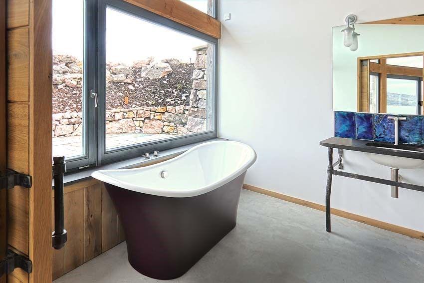 Bathroom #Laid #LochEriboll #Scotland #bathroom #ensuite # ...