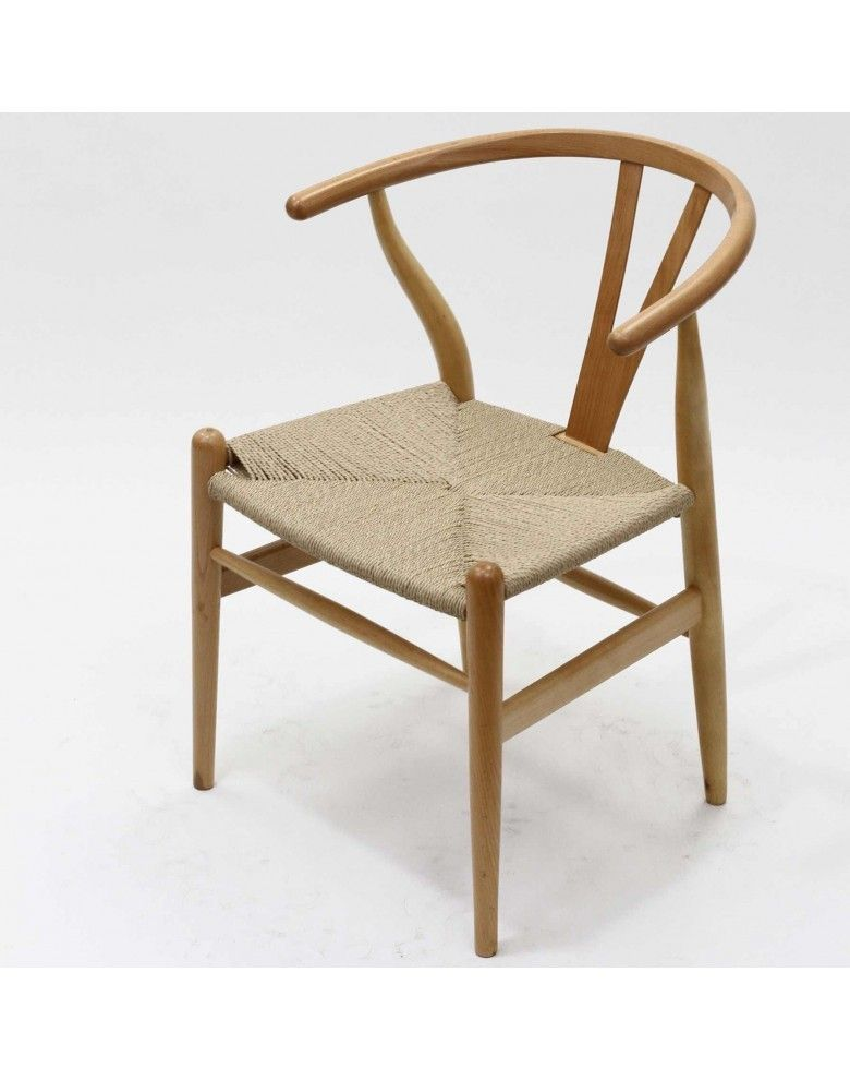 Hans Wagner CH24 Wishbone Y Chair