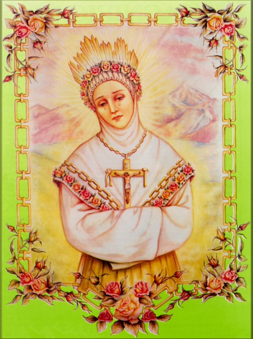 Our Lady Of La Salette Ave Maria Pinterest Mother
