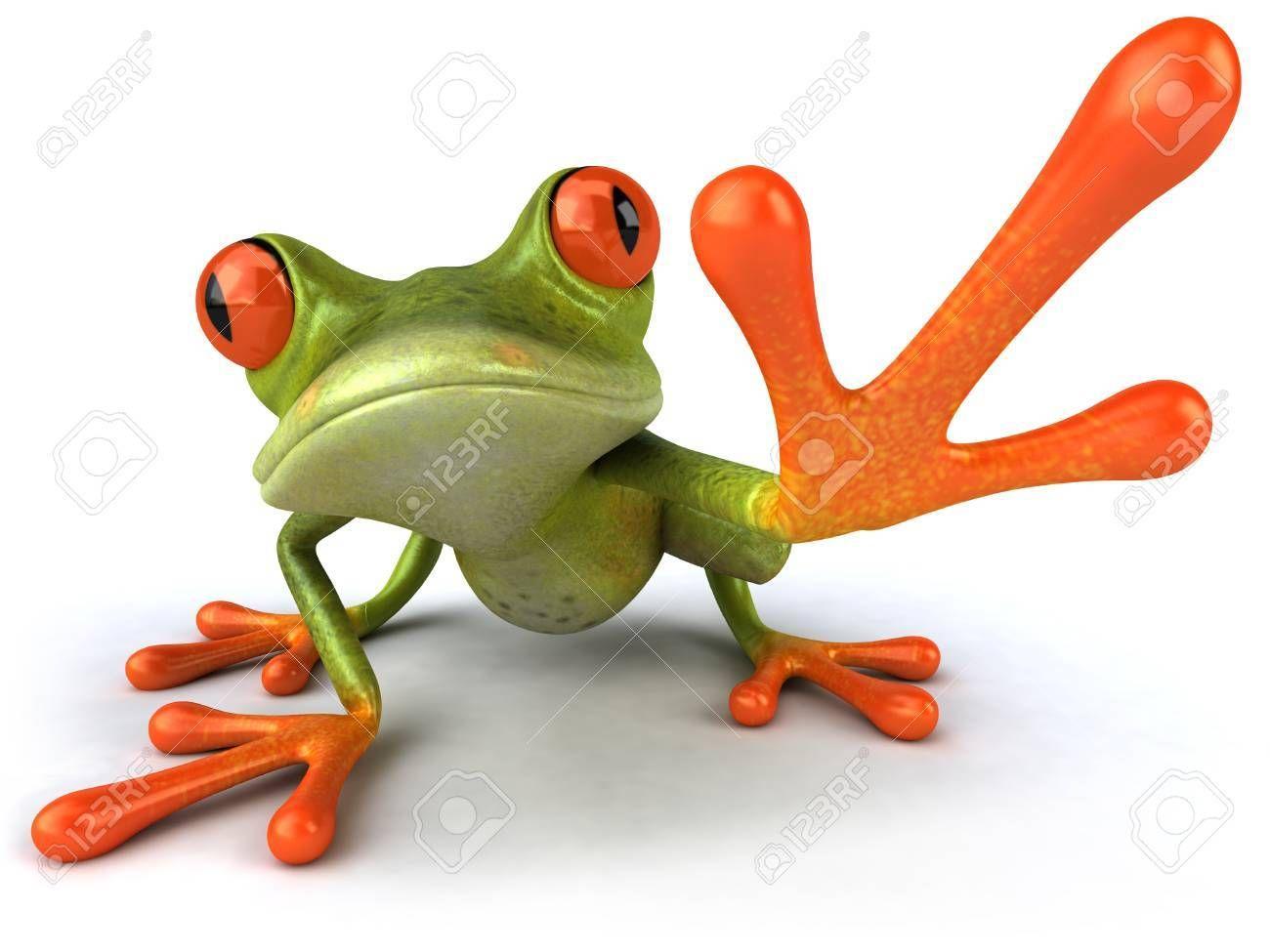 Cartoon Frog Aff Cartoon Frog Com Imagens Animais Ras