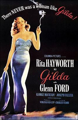 My goodness Rita Hayworth is gorgeous. That is about the only takeaway I've got from this film noir though.