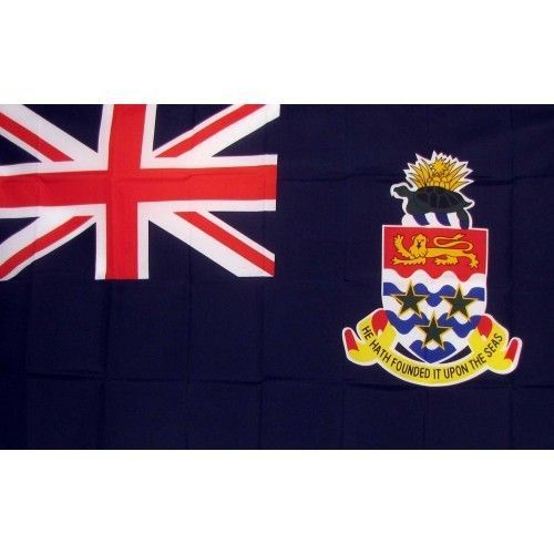 Cayman Islands Country Traditional Flag