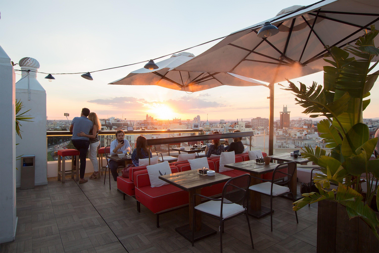 Las Terrazas De Madrid Para Exprimir El Verano Como Un Bon