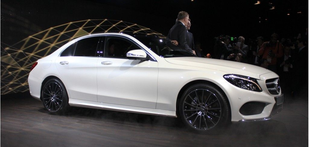 2015 mercedes benz c class 2014 detroit auto show preview for Mercedes benz s class price in usa