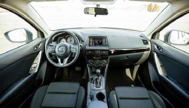 2015 Mazda CX 5   Interior