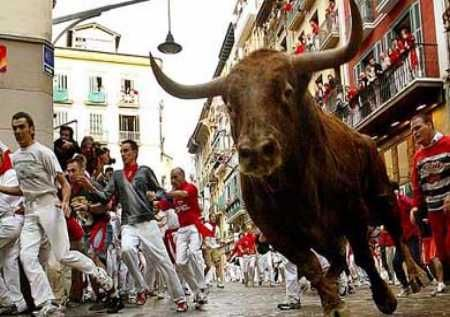 san fermines, Pamplona, Spain | Places I've seen before I die ...