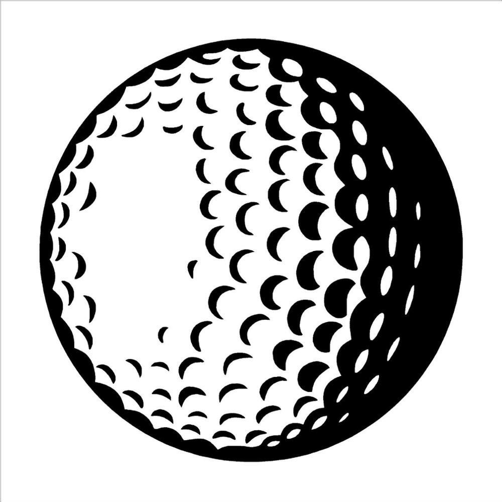 Removable 3d poster golf ball vinyl wall decal products removable 3d poster golf ball vinyl wall decal amipublicfo Gallery