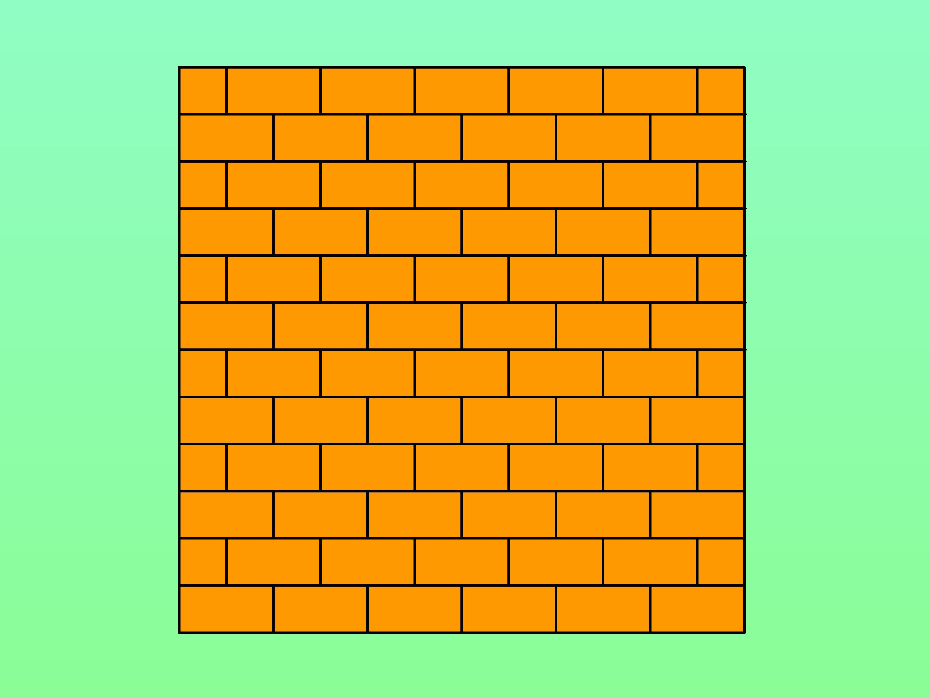 Draw A Brick Wall