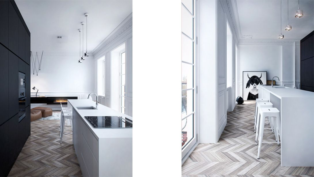 AMAZING! Interior MA by INT2 Architure