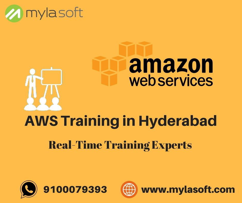 Best AWS Training in Hyderabad from the Best Faculty with