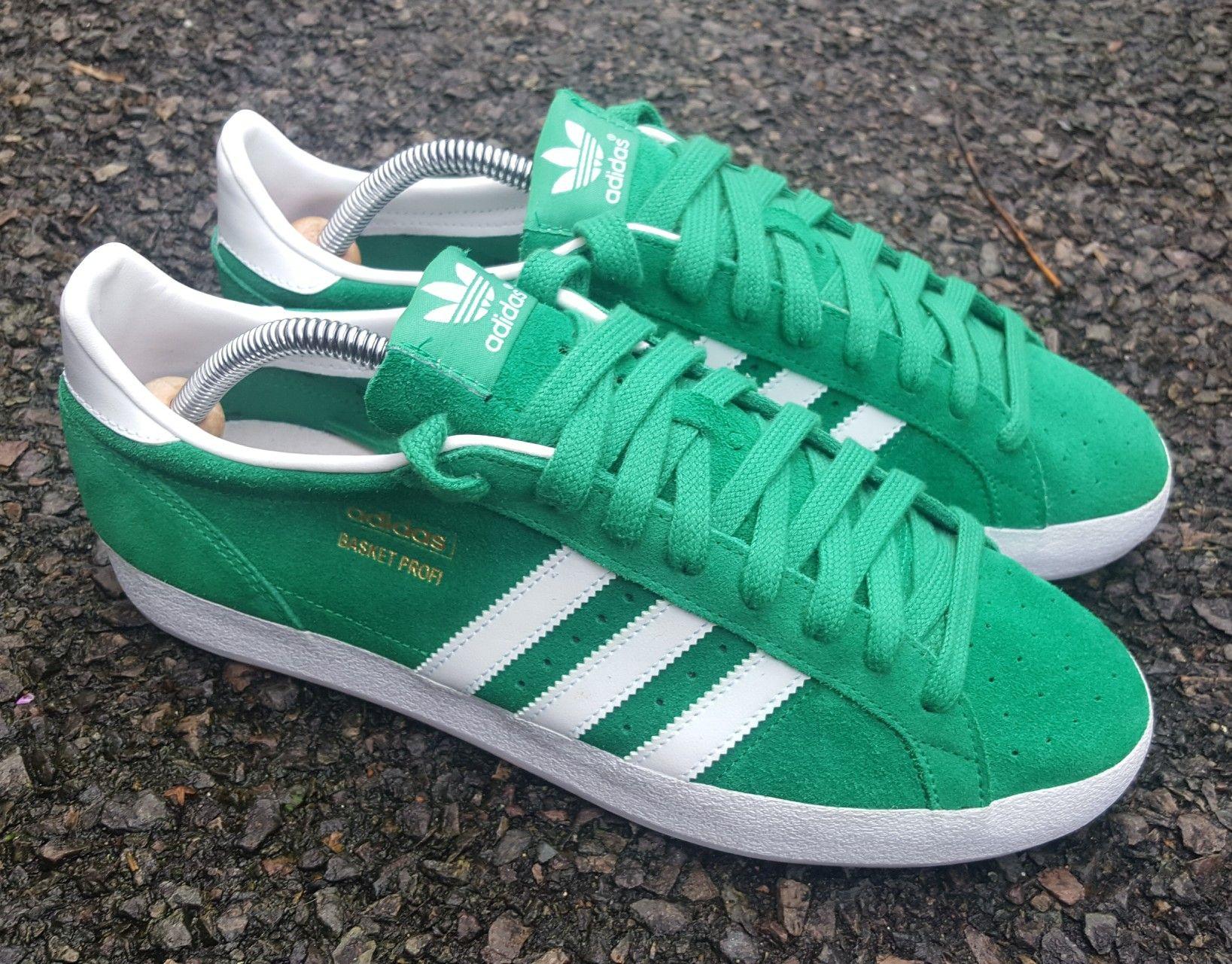 super populaire d1ee7 597e7 Rather nice Adidas Originals Basket Profi i picked up for a ...