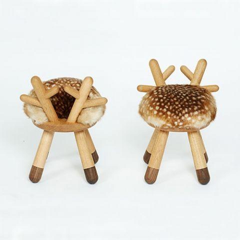 EO Bambi Chair Stol | Bambi, Design og Klude