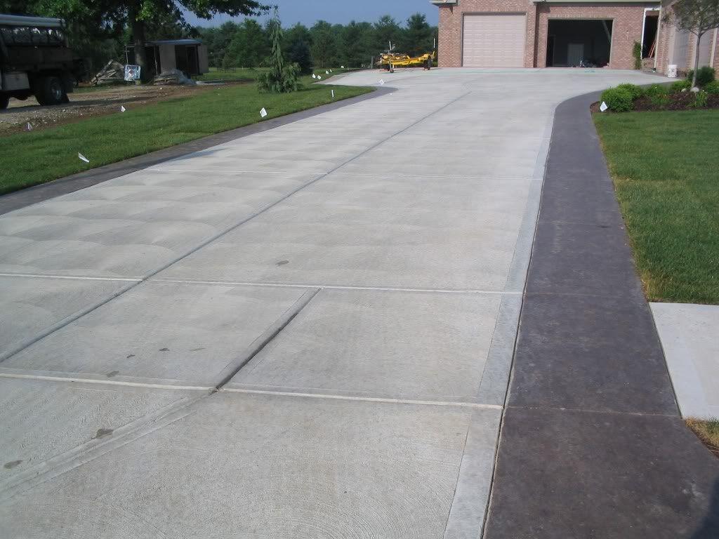 Driveway Photos Rod S Quality Concrete Indianapolis Concrete Contractor Pavimenti