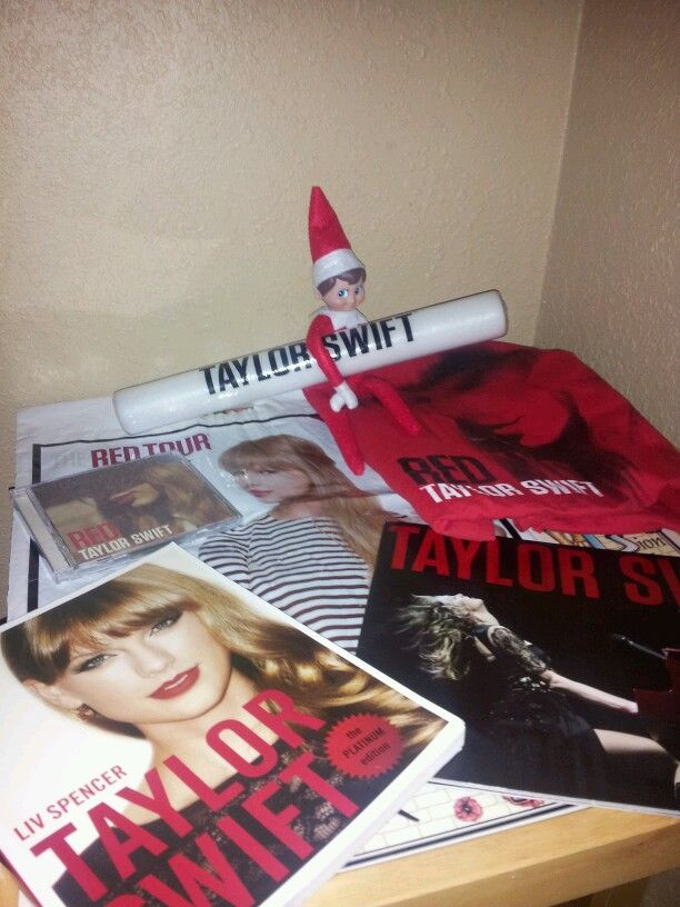 "Day 18- Flynn is a ""Swiftie"", i think he loves Taylor Swift as much as Carley does."