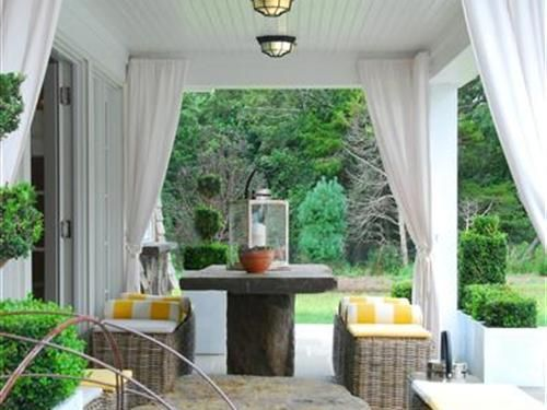 Outdoor Curtains For Patio, What Are The Best Outdoor Curtains
