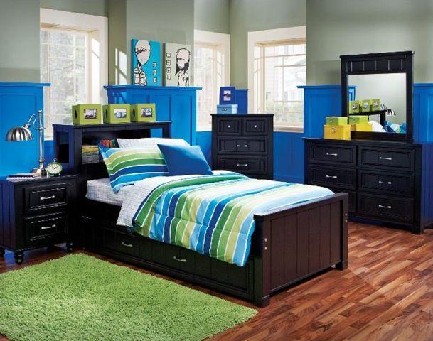 Dormitorios varones adolescentes buscar con google - Decoracion de habitaciones de bebes varones ...