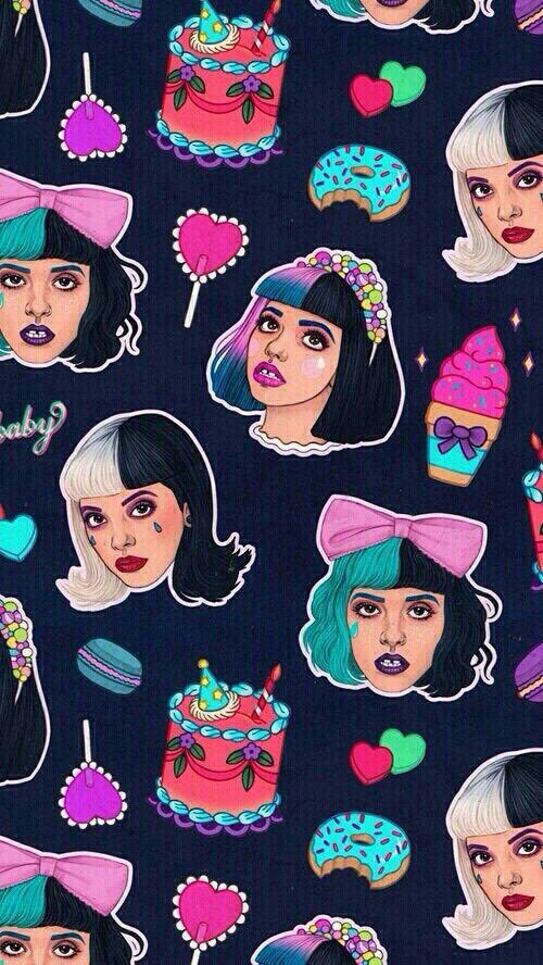 Crybaby 🌷💜 Melanie martinez, Melanie, Iphone wallpaper