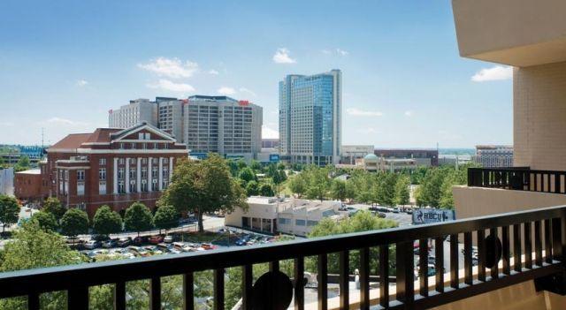 Doubletree By Hilton Hotel Atlanta Downtown 3 Star Usd 87