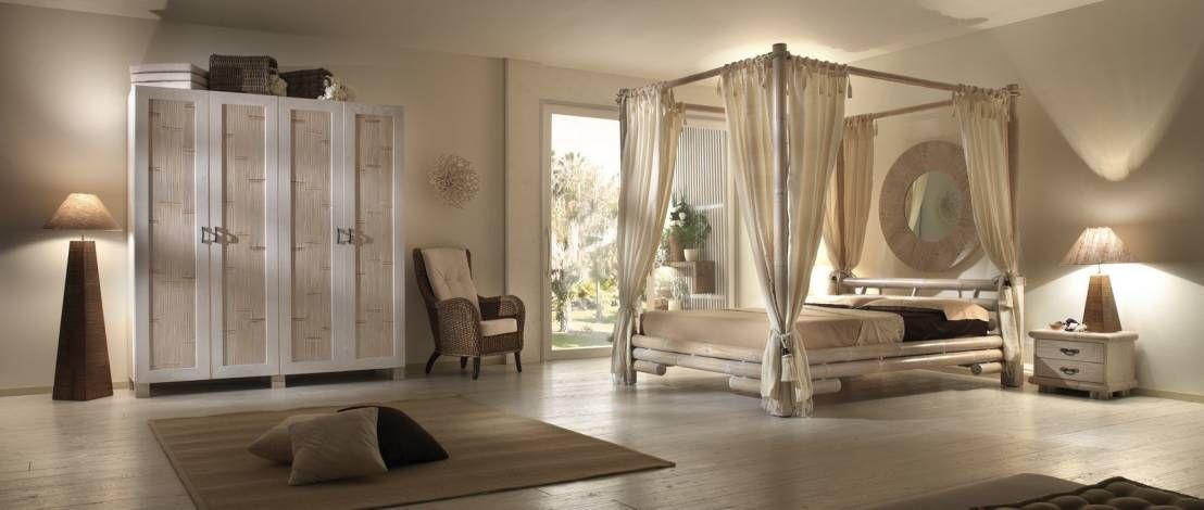 Duerme como la realeza 10 estilos de camas con dosel for Arredamento etnico padova