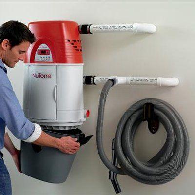 Broan Nutone Cyclonic Power Unit Central Vacs Broan Vacuums Power Unit