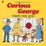 best bedtime book CURIOUS GEORGE VISITS THE ZOO (review post includes discussion points and activities)